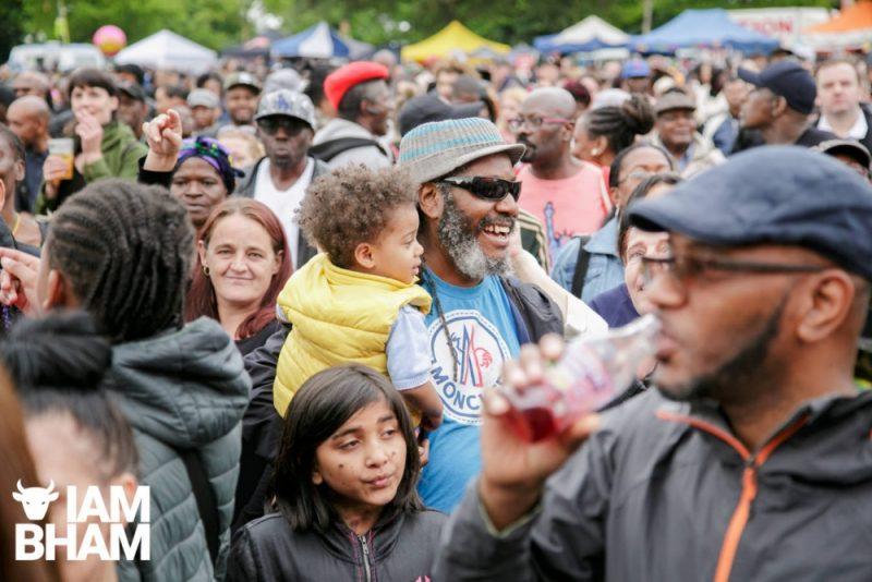 Family fun at Simmer Down Festival 2018