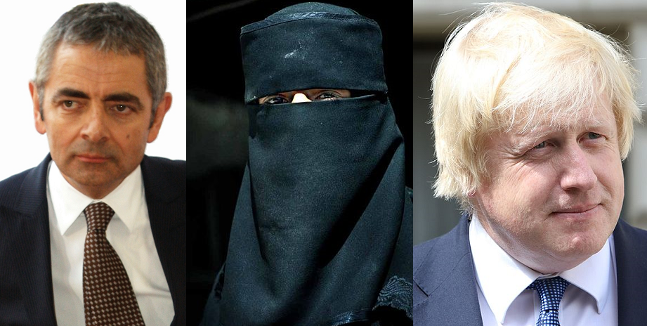 "Rowan Atkinson savaged by fans for supporting Boris Johnson's ""Islamophobic"" comments"
