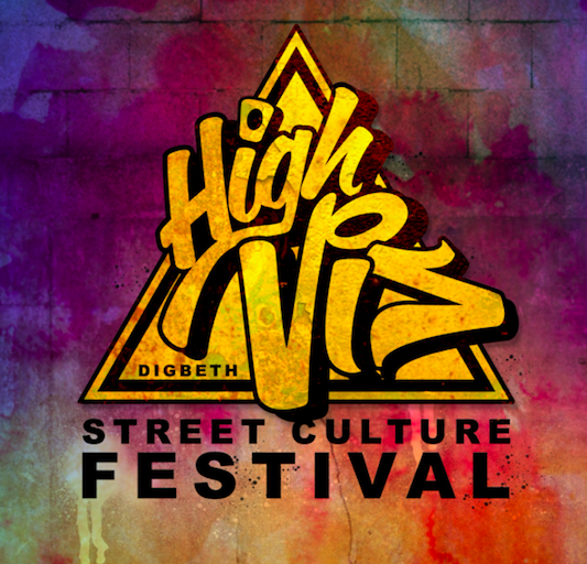 New street art High Vis Fest coming to the Custard Factory next month