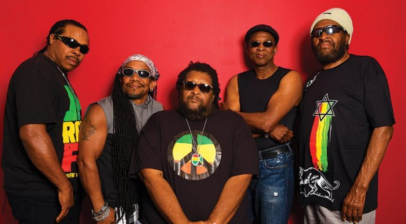 "Inner Circle, the ""Bad Boys"" of reggae, are headlining the Simmer Down Festival in Birmingham"