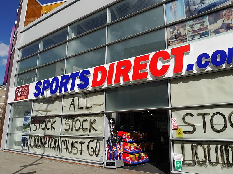 Mike Ashley's Sports Direct has bought House of Fraser for £90 million