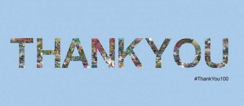 "The Royal British Legion is marking the centenary of the First World War with a national ""Thank You"" message campaign"