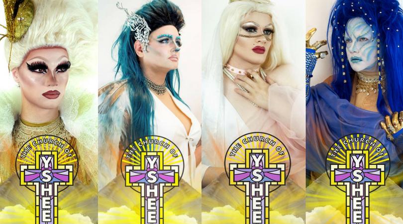 Finalists prepare for grand final of Birmingham's biggest drag lip-sync contest