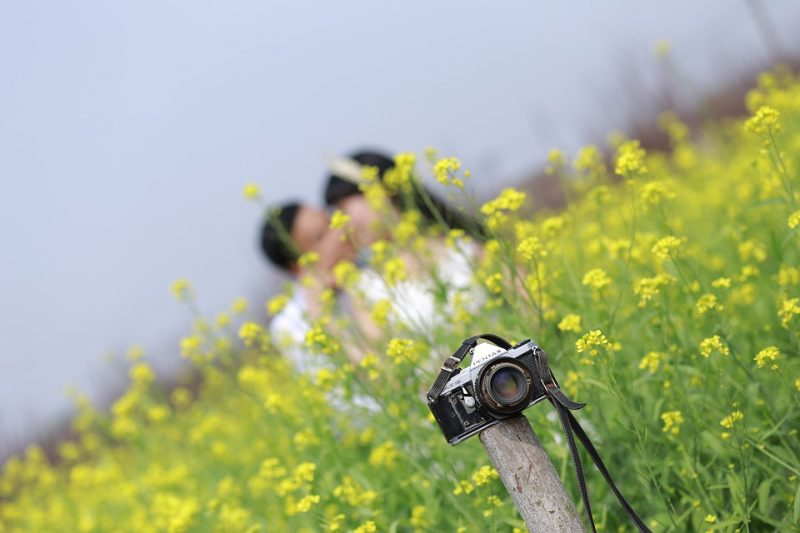 Are too many camera getting in the way at weddings?