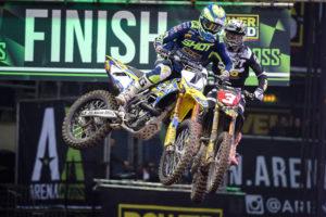 Spectacular bike stunts in store as Arenacross UK Tour returns to Birmingham for 2019
