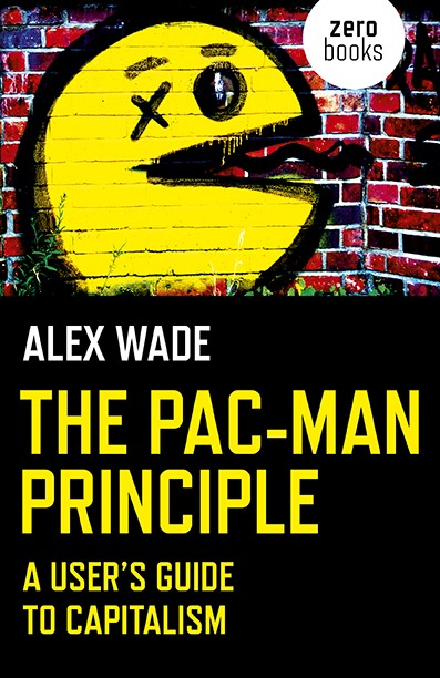 Pac-Man has not been subject to sustained critical analysis until now but Dr Wade's book helps to fill that gap