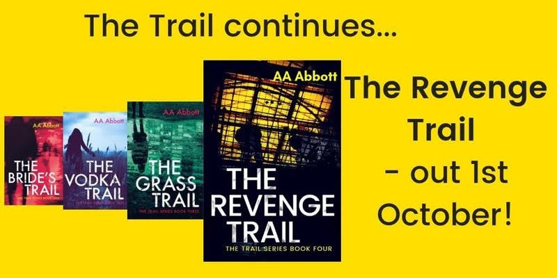 AA Abbott's Trail series of books