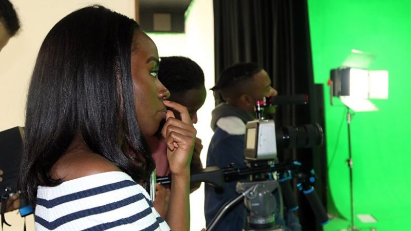BBC Digital Cities BACK IN Supporting Black Filmmakers