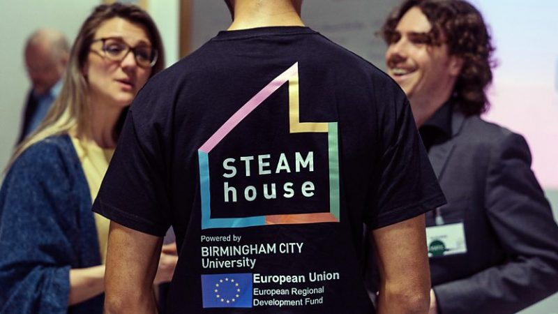 Digital Cities Birmingham STEAMhouse Design in the Digital Age