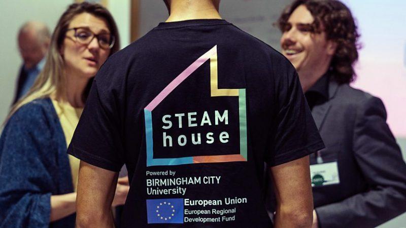 Digital Cities Birmingham STEAMhouse Design in the Digital Age