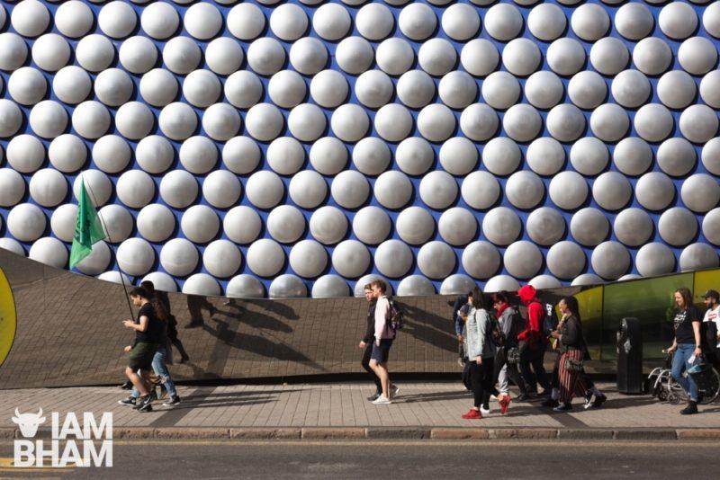 The Festival of Audacity 2018 in Birmingham, UK. Photo: Paul Stringer.