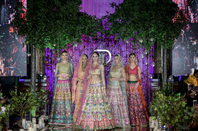 The India, Pakistan and London Fashion Show (IPLF) makes a spectacular reappearance on London's high fashion landscape on Sunday 30th September