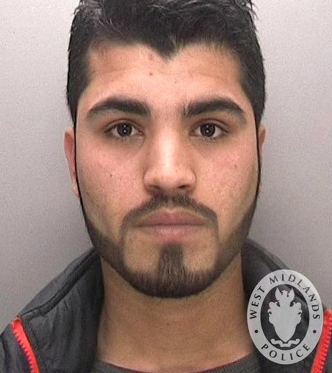 Janbaz Tarin has been charged with the murder of Raneem Oudeh and Khaola Saleem