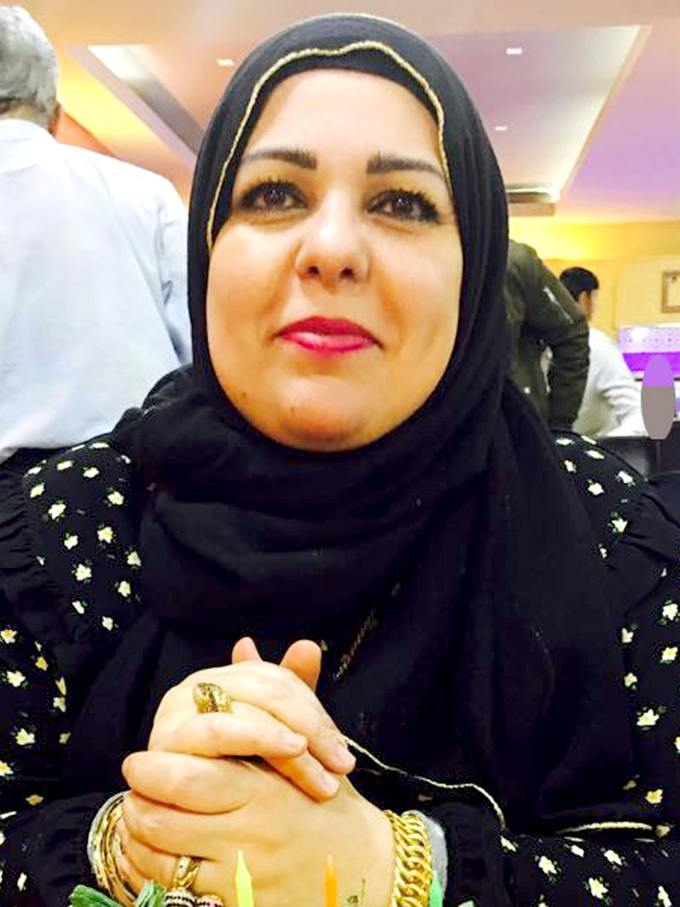 Khaola Saleem, 49, was murdered along with her daughter in Solihull