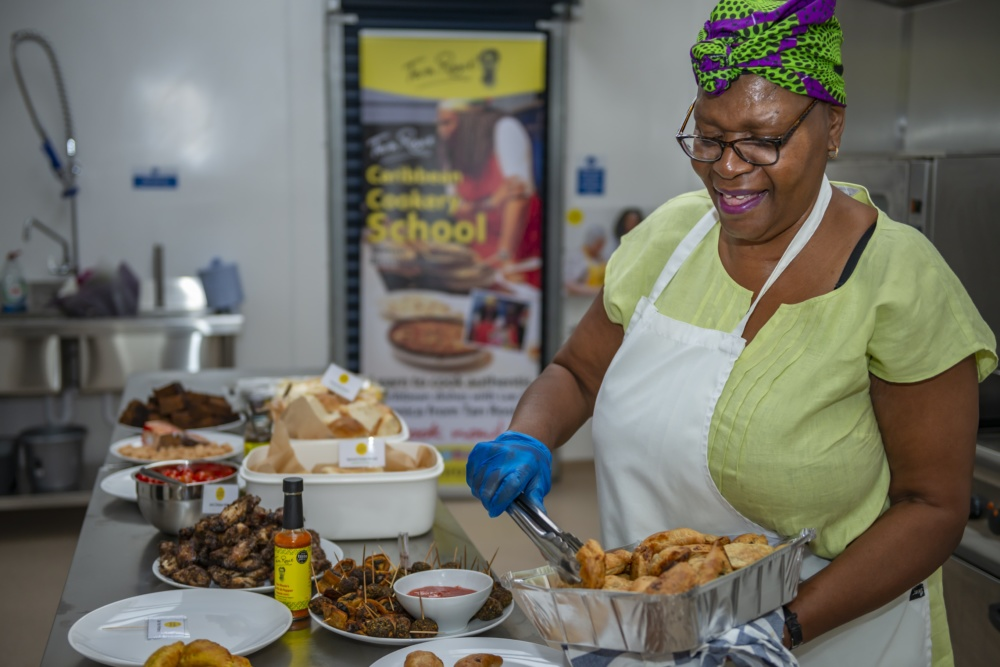Birmingham's first Caribbean cookery school launched by mother and daughter duo