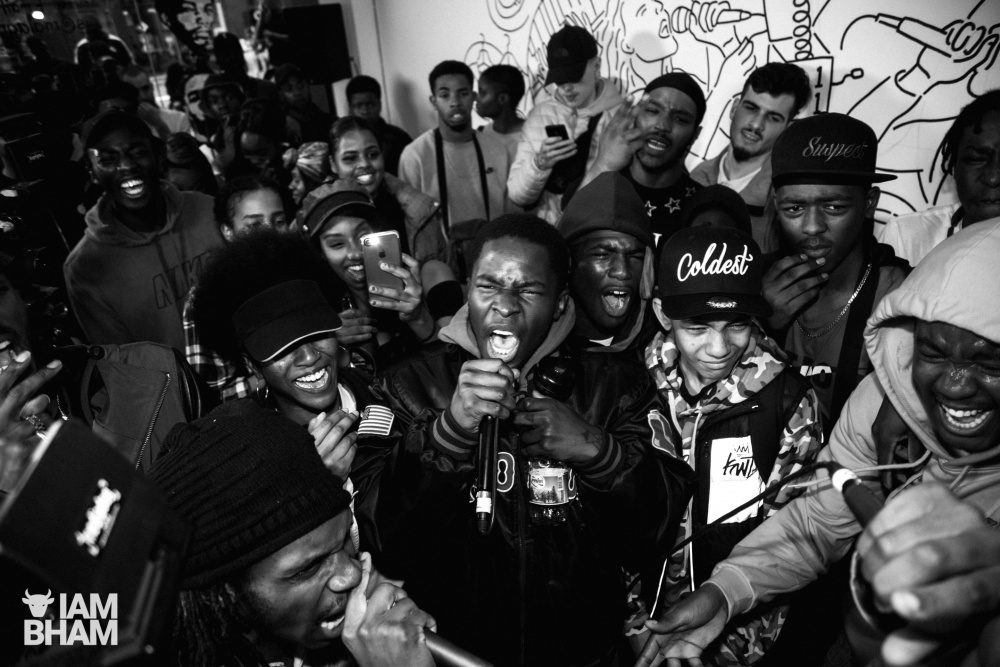 30 super sick photos from the SBTV x The Custard Factory pop-up in Brum