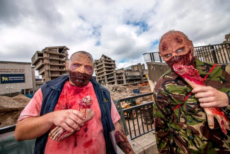 The last Birmingham Zombie Walk was held in 2016