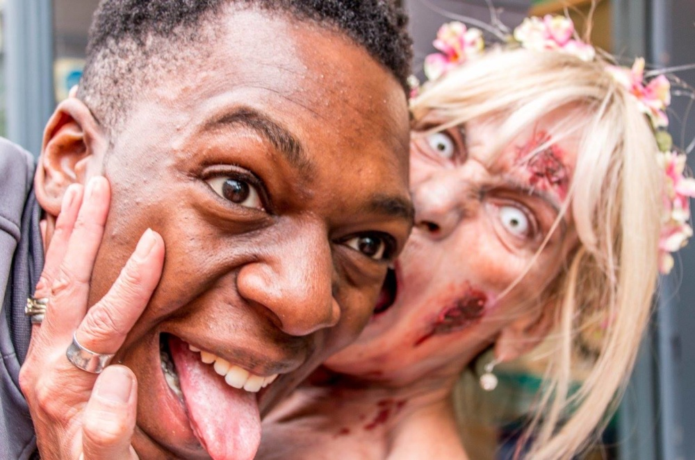 "Birmingham Zombie Walk ""discontinued"", Children's Hospital charity announce"