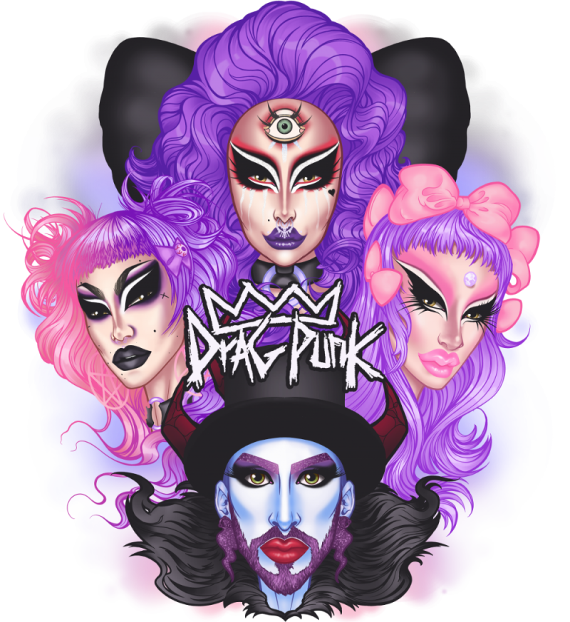 The Drag Punk Collective
