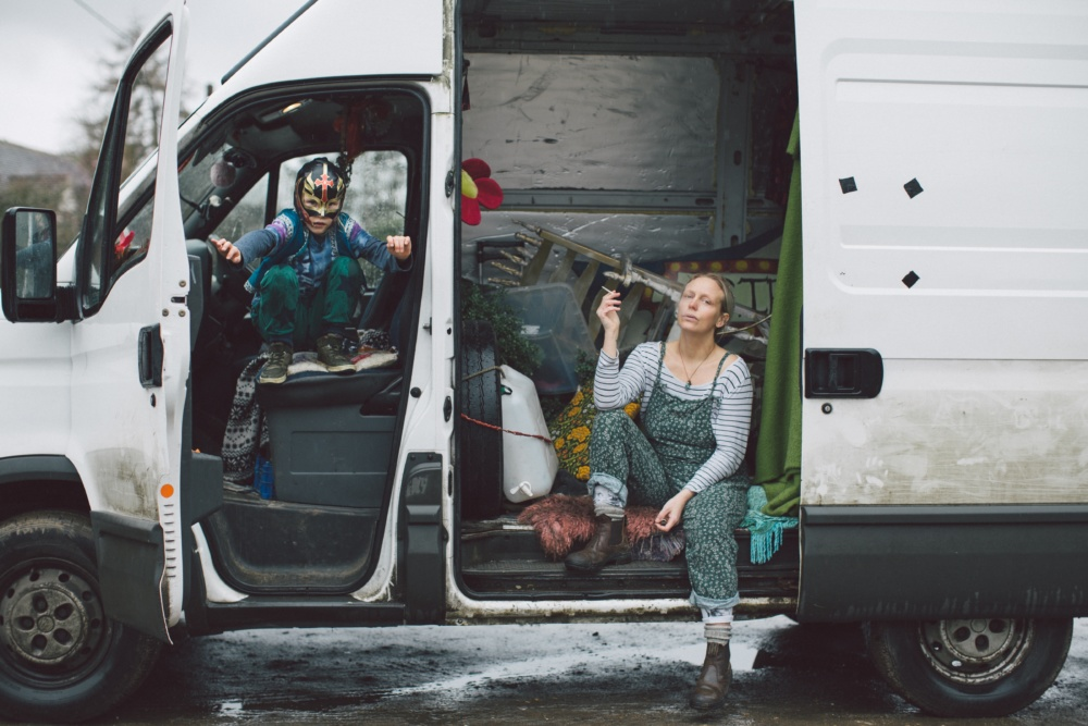 Striking new book reveals raw portraits of 'Invisible Britain'