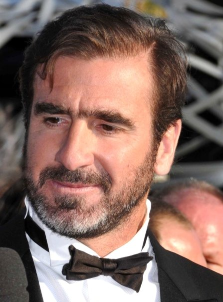 Eric Cantona is coming to the Regency Banqueting Suite in Hagley Road in Birmingham
