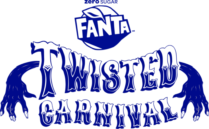 Fanta Twisted Carnival for Halloween 2018 header