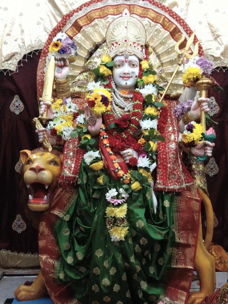 Navratri is a nine-nights Hindu festival held in honour of the divine feminine, symbolising triumph of good over evil