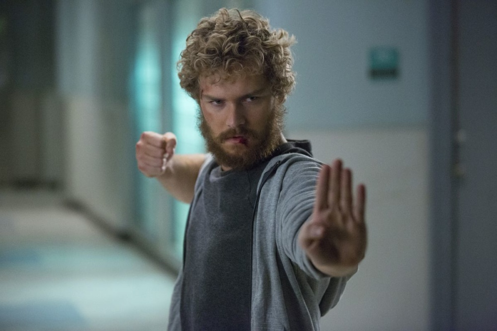 Marvel's Iron Fist axed by Netflix after only two series
