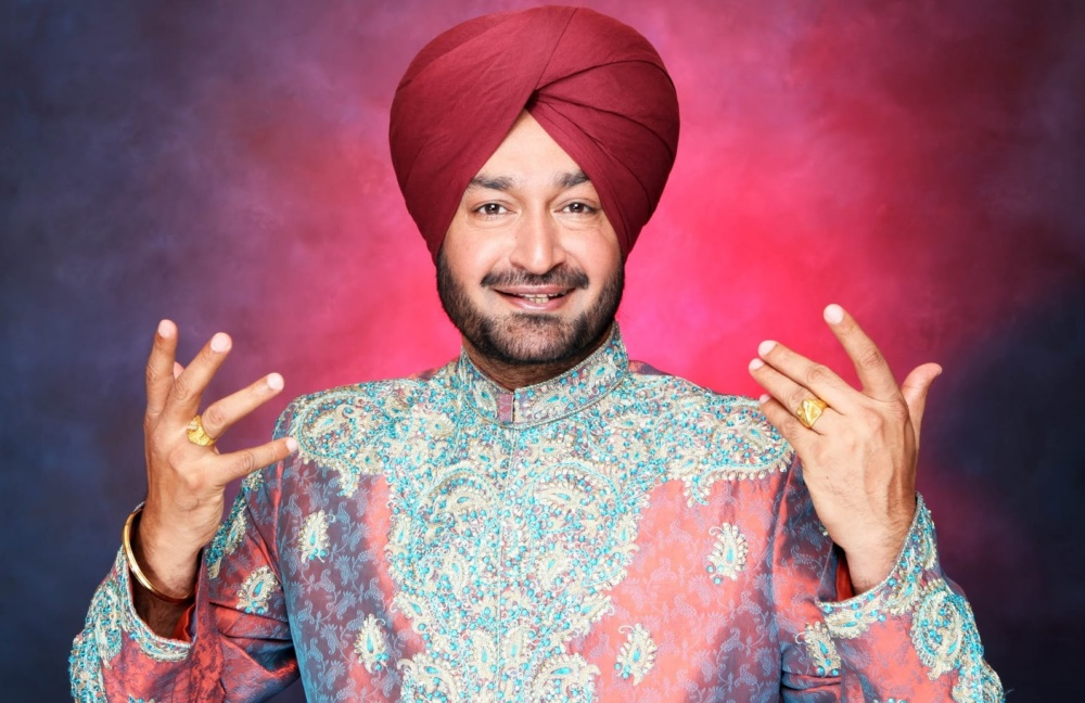 Malkit Singh to headline all-star Diwali celebrations in Birmingham