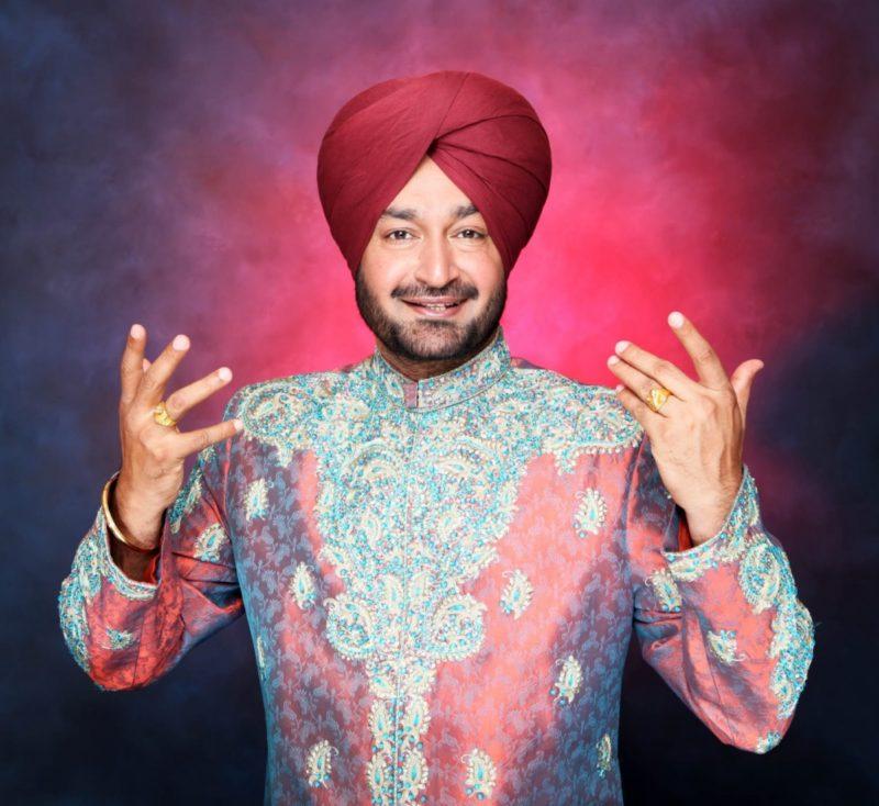 Malkit Singh MBE is an internationally celebrated bhangra star