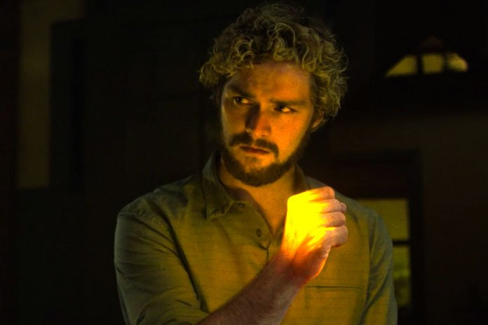 Marvel's Iron Fist has cancelled axed by Netflix