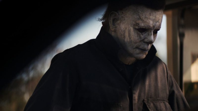 Nick Castle returns as Michael Myers in Halloween (2018)