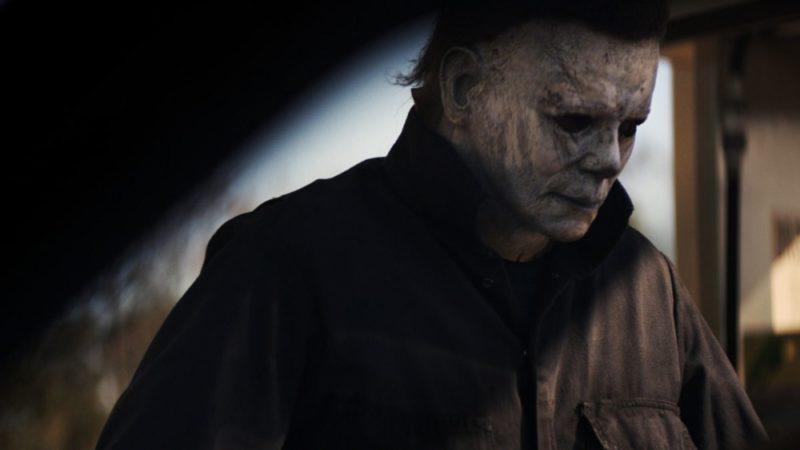 Nick Castle returns as Michael Myers in Halloween (2018)
