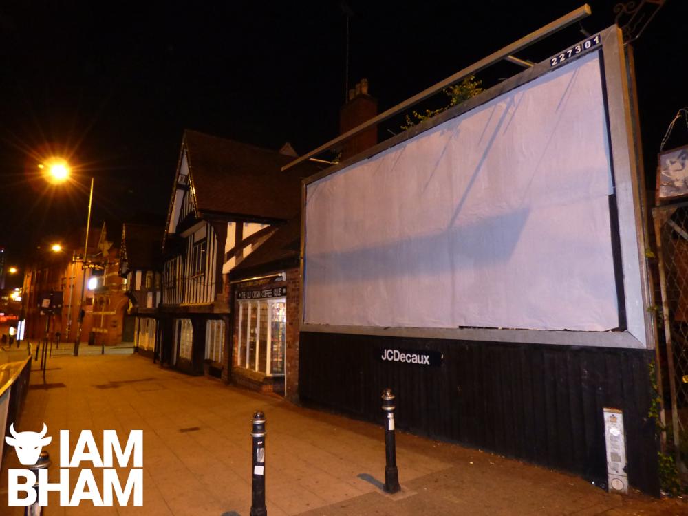 OPINION: Jeremy Corbyn billboard art removed – was it censorship?