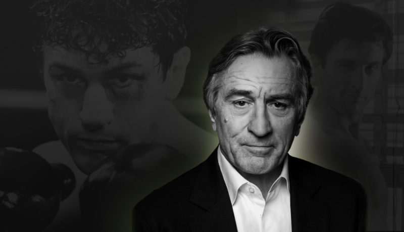 Fans can meet and get a photo with Robert De Niro in Birmingham