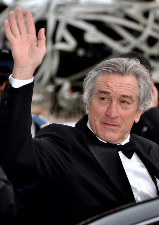 Robert De Niro is due to appear at a black tie event in Birmingham's Broad Street next month