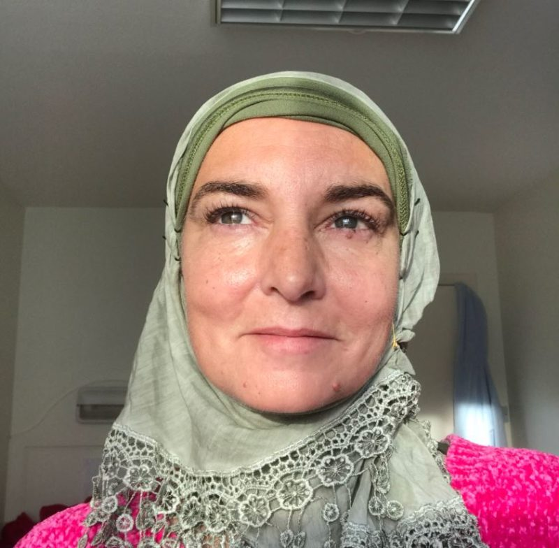 Sinead O'Connor Changes Her Name As She Announces Conversion To Islam