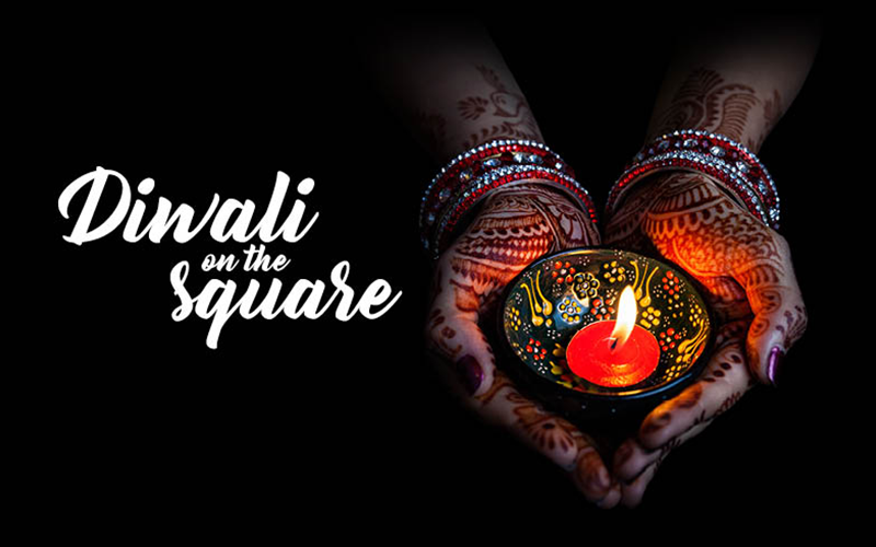 A host of dance and music stars will grace the stage for Diwali on the Square