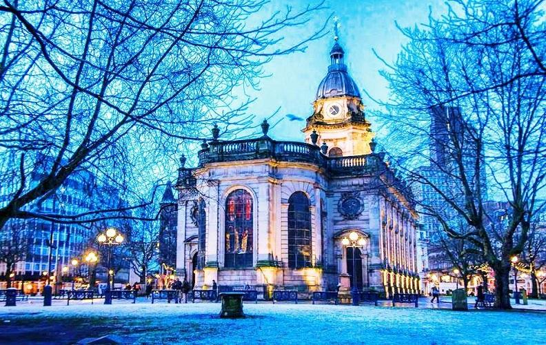 Christmas at the Cathedral – Festive market and grotto to launch at Birmingham Cathedral