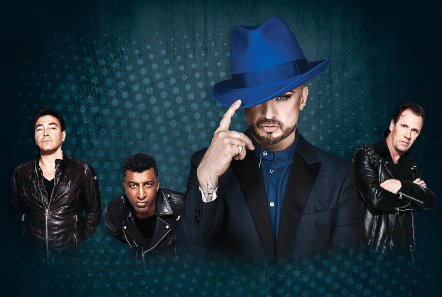Culture Club to play Birmingham Arena this month