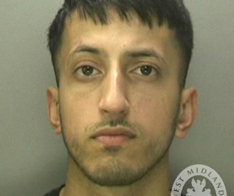 Alum Rock man who brutally assaulted a traffic warden has been jailed