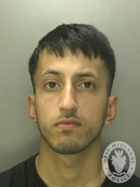 Danyal Bashir has been been sentenced to nine months in jail at Birmingham Crown Court