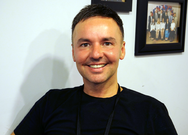 Lawrence Barton is the Director of Birmingham Pride