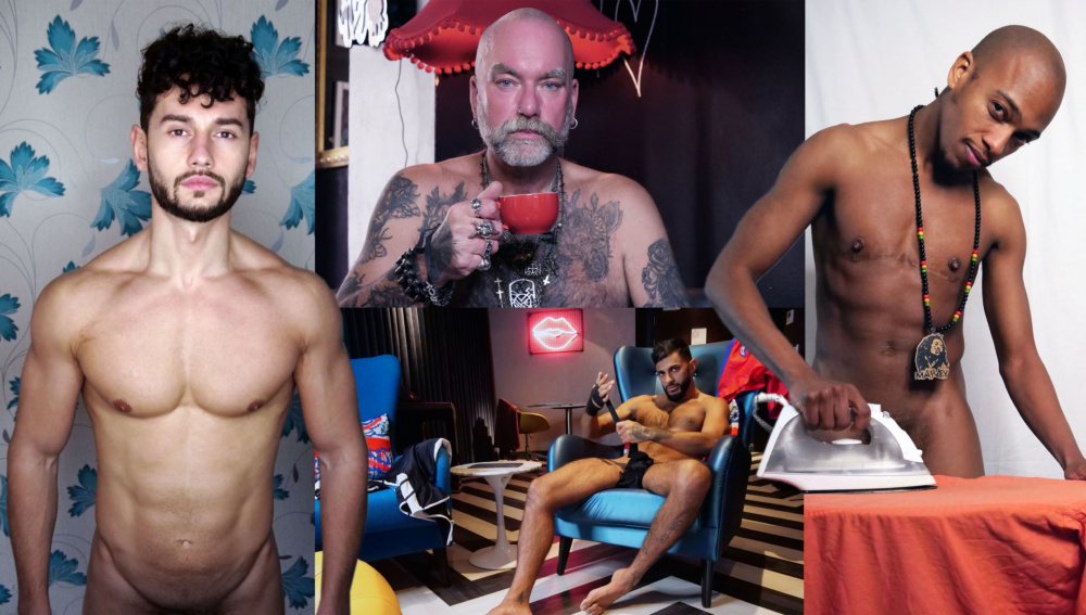 BRUM BUMS: Men from Birmingham get their kit off to mark end of Movember! [NSFW]