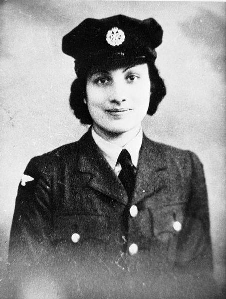 Noor Inayat Khan was a Muslim war heroine who died protecting Britain's secrets in WWII