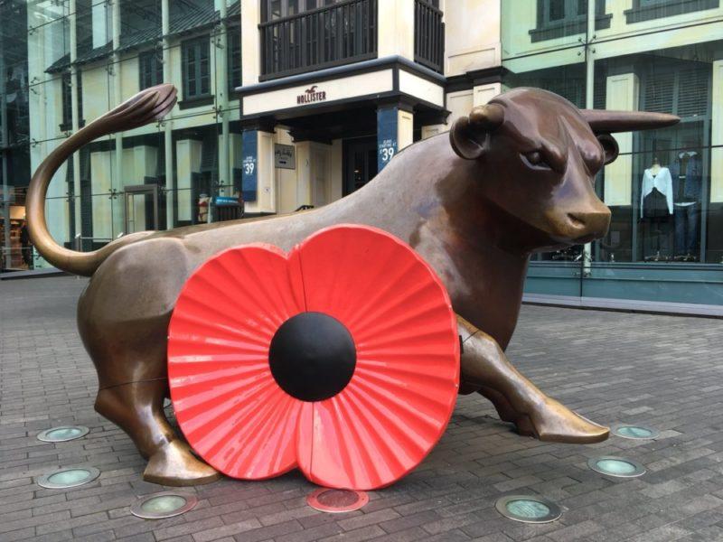 Poppy Day 2018 in Birmingham