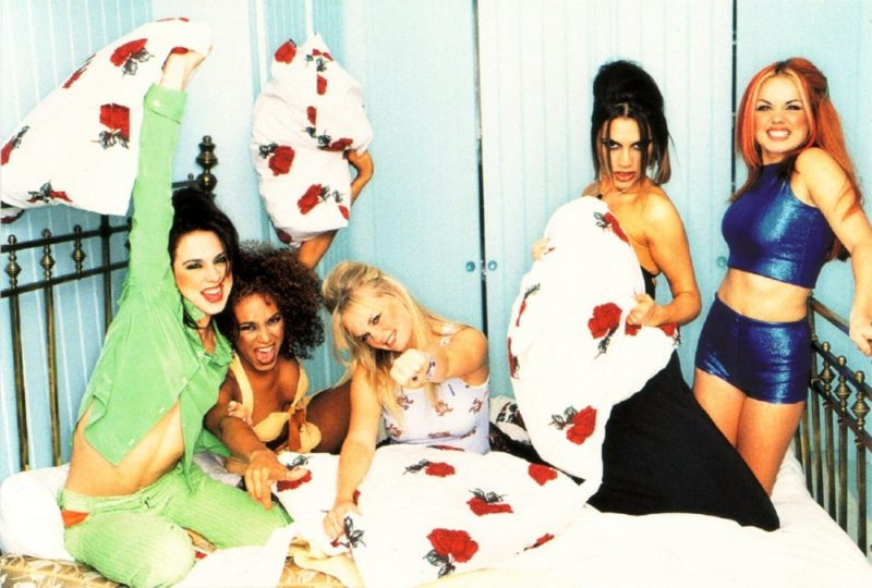 "The Spice Girls formed in 1996 and took the world by storm with the individual personalities, style and iconic brand of ""Girl Power"""