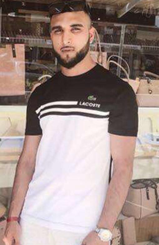 Victim Taimoor Zaheer