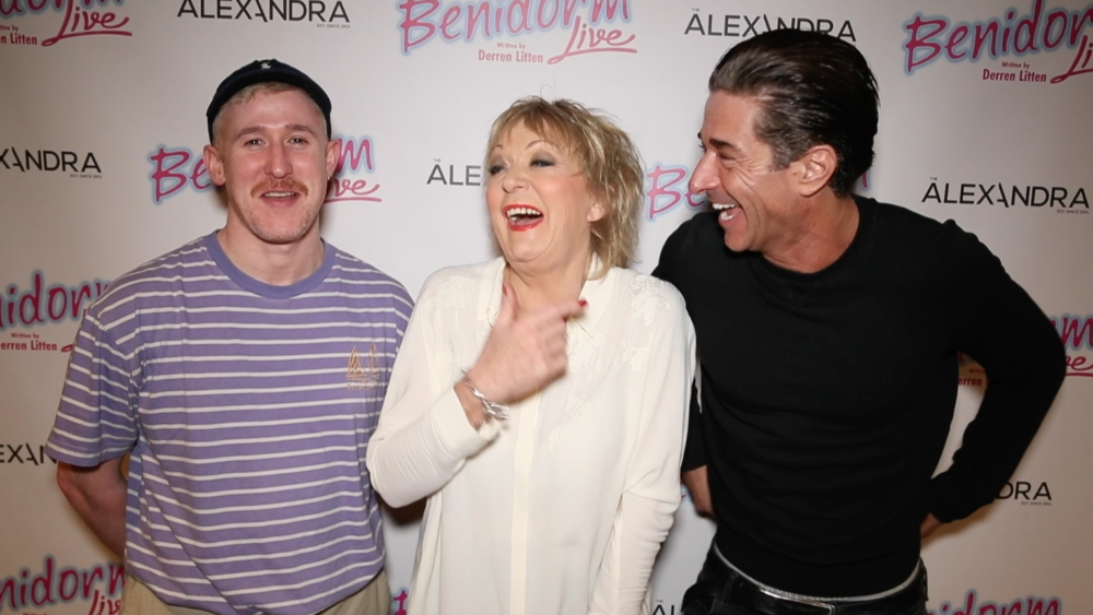 VIDEO: Audience reaction to Benidorm Live! in Birmingham