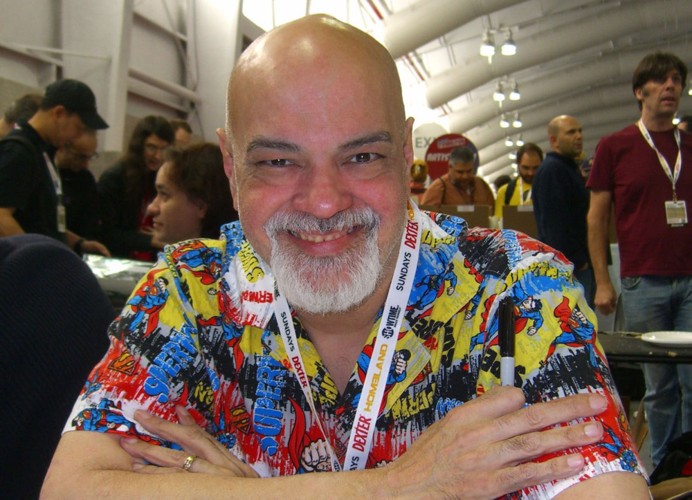 A Career In Comics: Teen Titans co-creator George Pérez announces retirement